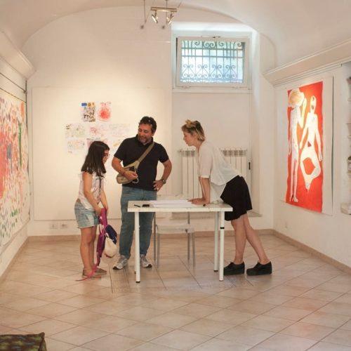 Una cosa poetica, a cura di Emanuela Barilozzi Caruso e Alessandro Calizza