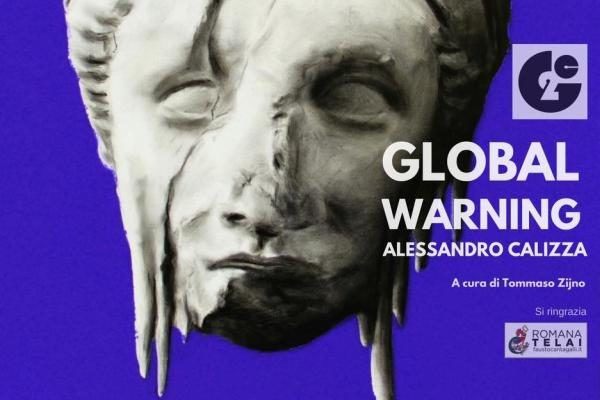 Global Warning Exhibition cover