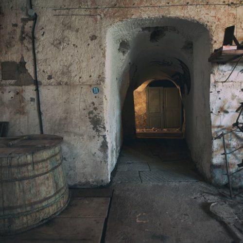 KINDERGARTEN -allestimento per Accenni di Contemporaneo 2016 - San Michele in Teverina